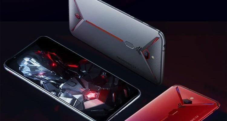 Игровой смартфон Nubia Red Magic 5G добрался до России (rm1)