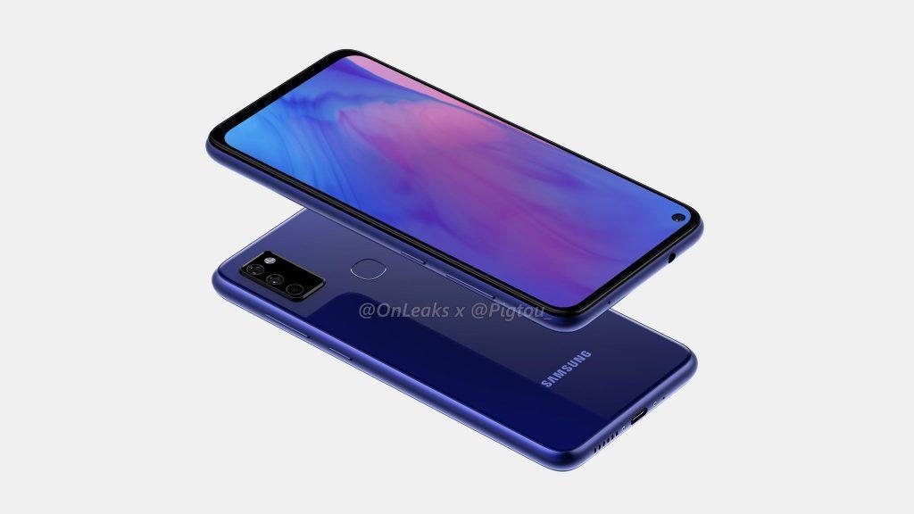 Samsung Galaxy M51 может дебютировать в сентябре (samsung galaxy m51 render 3 1024x576 1)