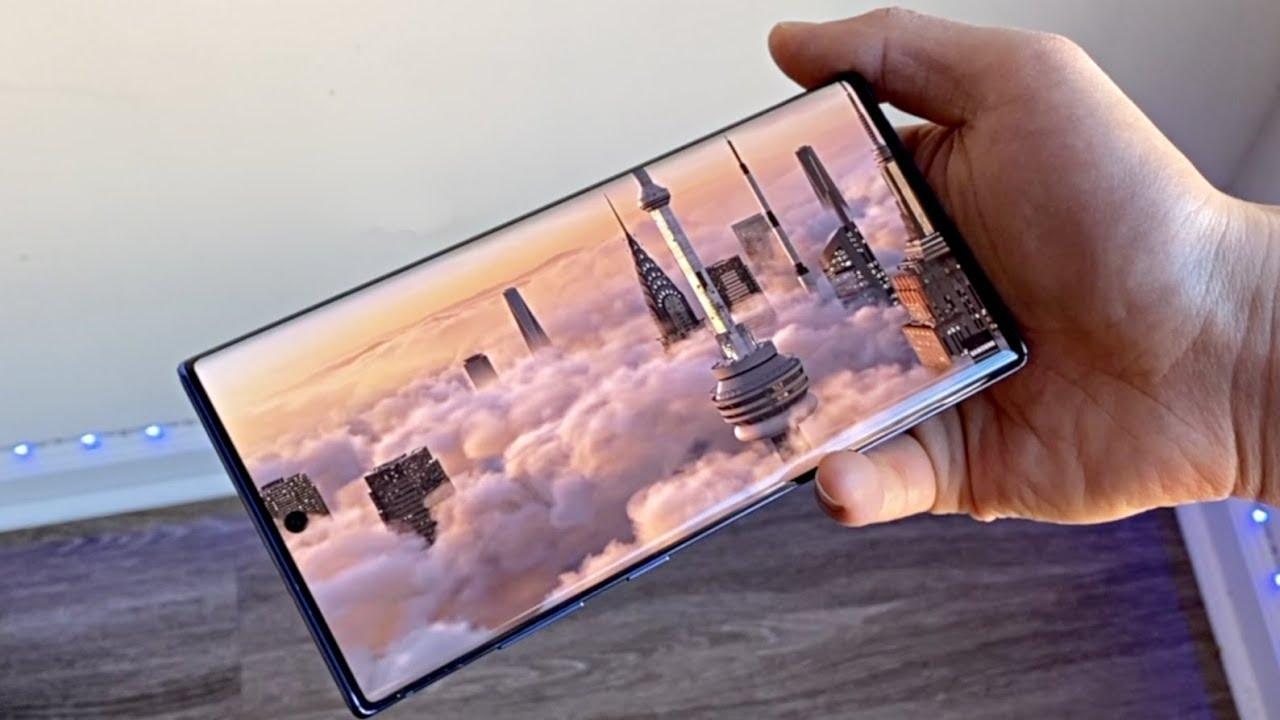 В сети появилась дата презентации Samsung Galaxy Note 20 (samsung galaxy note 20 5g)