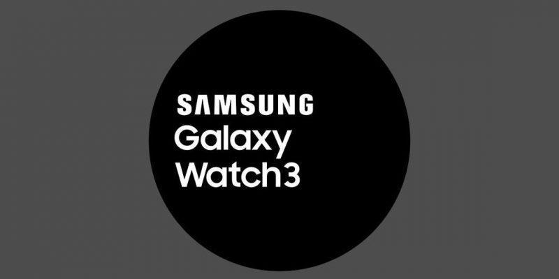 Вот так будут выглядеть новые Galaxy Watch 3 (samsung galaxy watch 3 leaks)