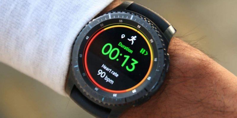 Galaxy Watch теперь может управлять камерой Galaxy S9, Note 9 и Z Flip (samsung gear sport 0)