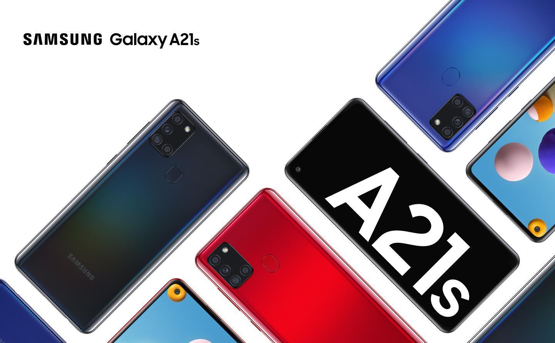 Samsung Galaxy A21s поступил в продажу в России (sm a217 00. kv pc)