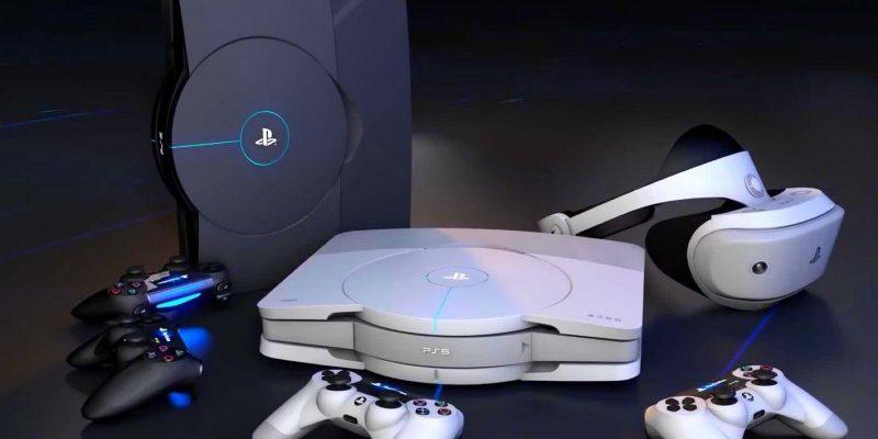 Playstation 5 может выйти 11 июня (sony playstation 5 ps5 1 3)