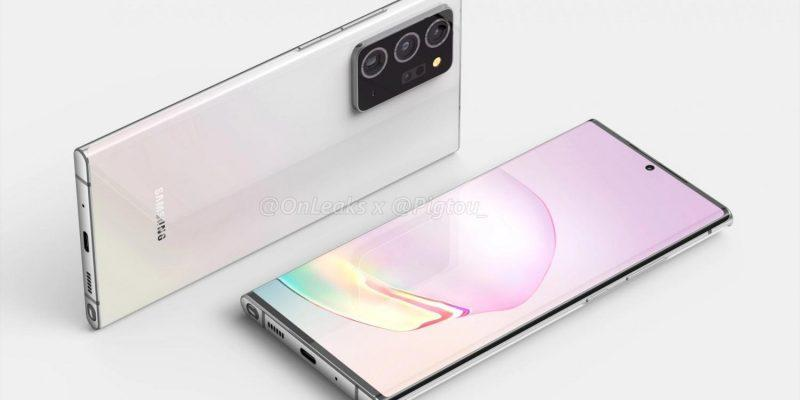 В сети появились характеристики камеры Samsung Galaxy Note 20+ (spk98xiioowv)
