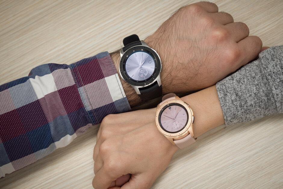 Новые часы Galaxy Watch засветились на официальном сайте Samsung (support pages for the new galaxy watch models show up on samsung.com)