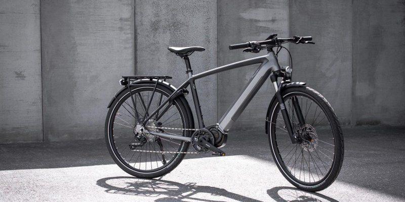 Triumph представил свой первый электрический велосипед (triumph etrekker2020 ge 1410x793 large)