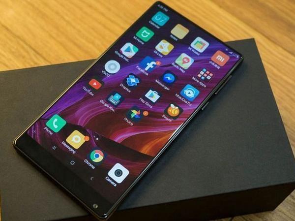 Xiaomi инвестирует 20 миллионов долларов в китайского производителя OLED-экранов Zhiyun (xiaomi mi mix resize)