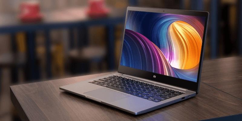 Новый Mi Notebook от Xiaomi сможет проработать 12 часов (xiaomi mi notebook air 13.3 2018 2)