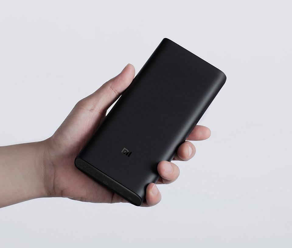 Xiaomi на днях представит игровой монитор с частотой обновления 165 Гц и Mi Power Bank 3 ёмкостью 30 000 мАч (xiaomi mi power bank 3 20000mah original 6)