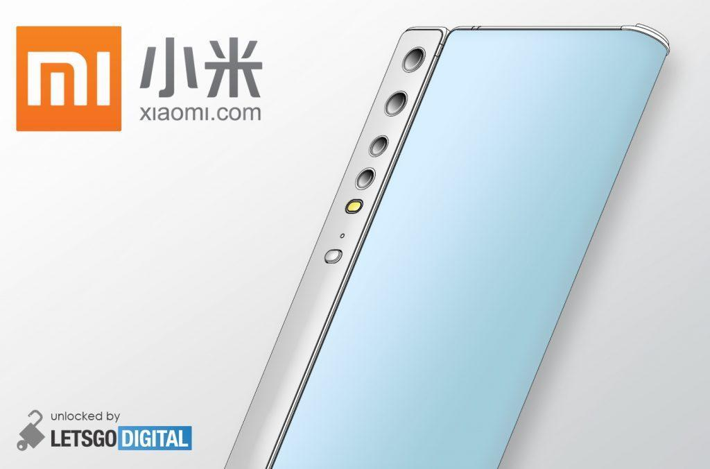 Xiaomi запатентовала новый складной смартфон (xiaomi opvouwbare telefoon 1024x676 1)