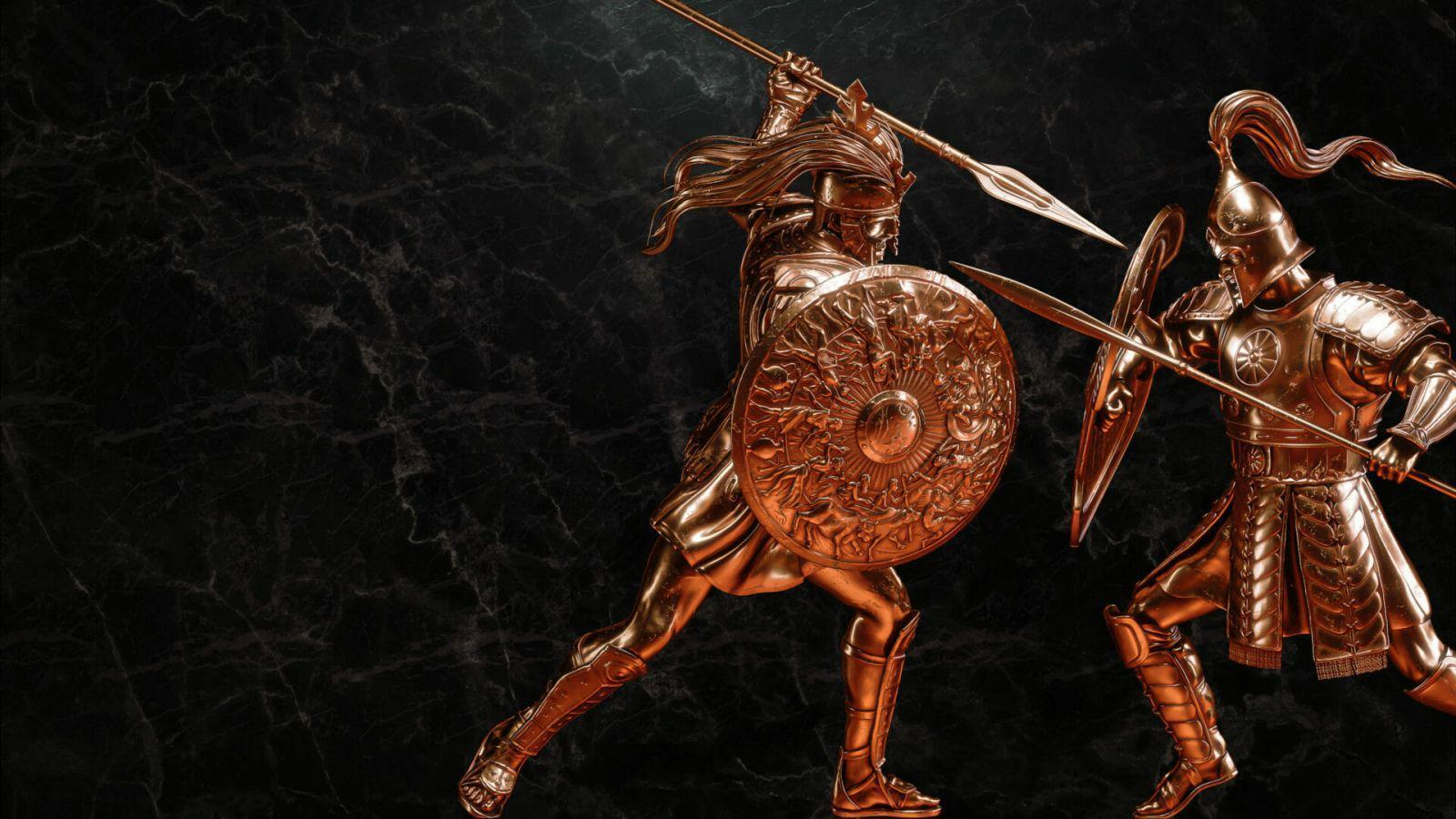 В сеть попали системные требования игры Total War Saga: Troy (01 1 1)