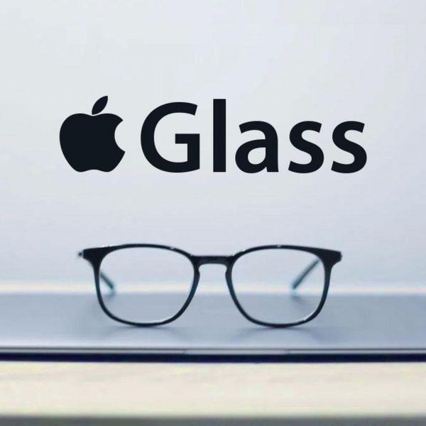 Очками Apple Glass можно будет управлять глазами (01)