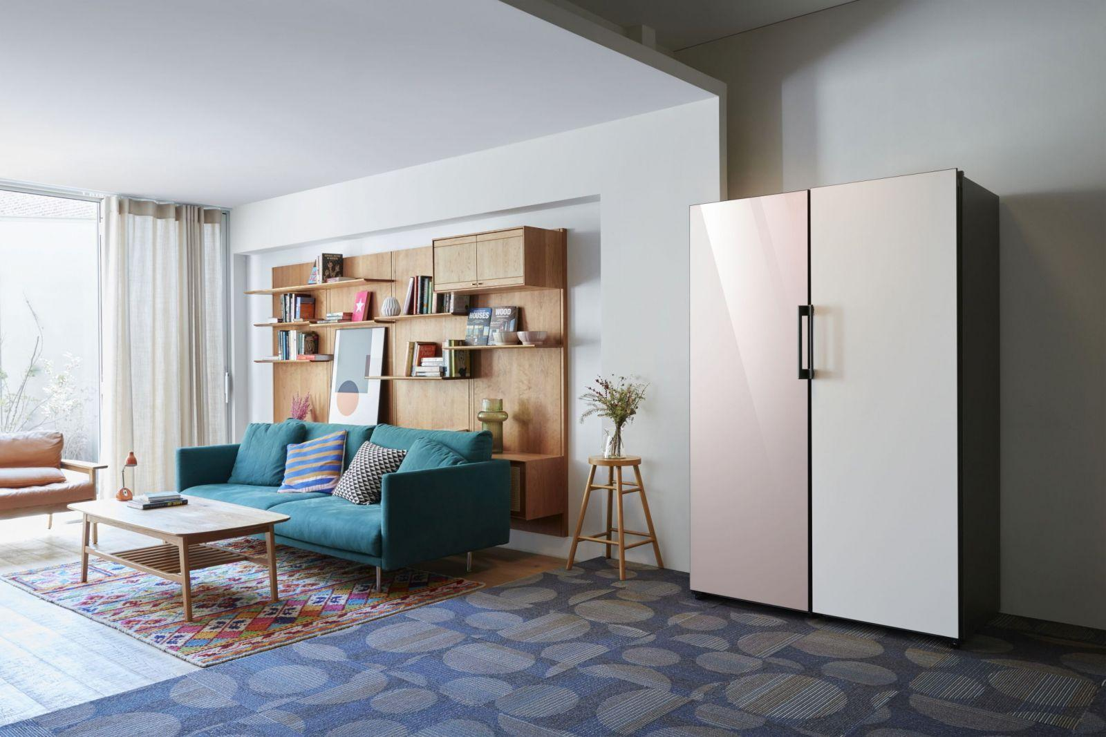 Samsung открыл предзаказ на крутой модульный холодильник BESPOKE (01 samsung bespoke 24in1d 24in1d pink cotta white scaled)