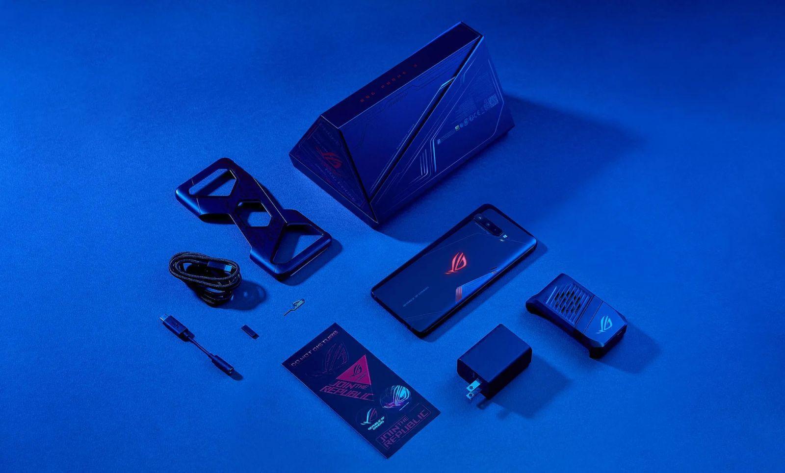 Asus представила игровой смартфон Asus ROG Phone 3 (02 1)