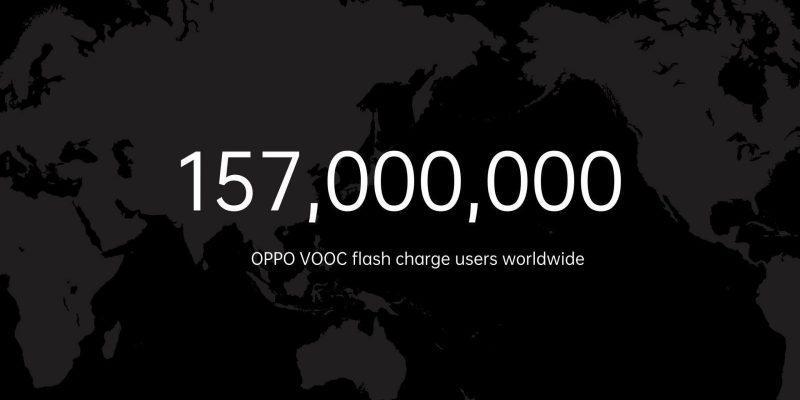 OPPO разработала новые технологии быстрой зарядки (09. oppo vooc flash charge users scaled 1)