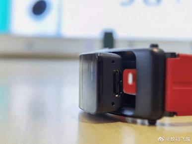 Опубликованы характеристики фитнес-браслета Huawei Talkband B6 (1)
