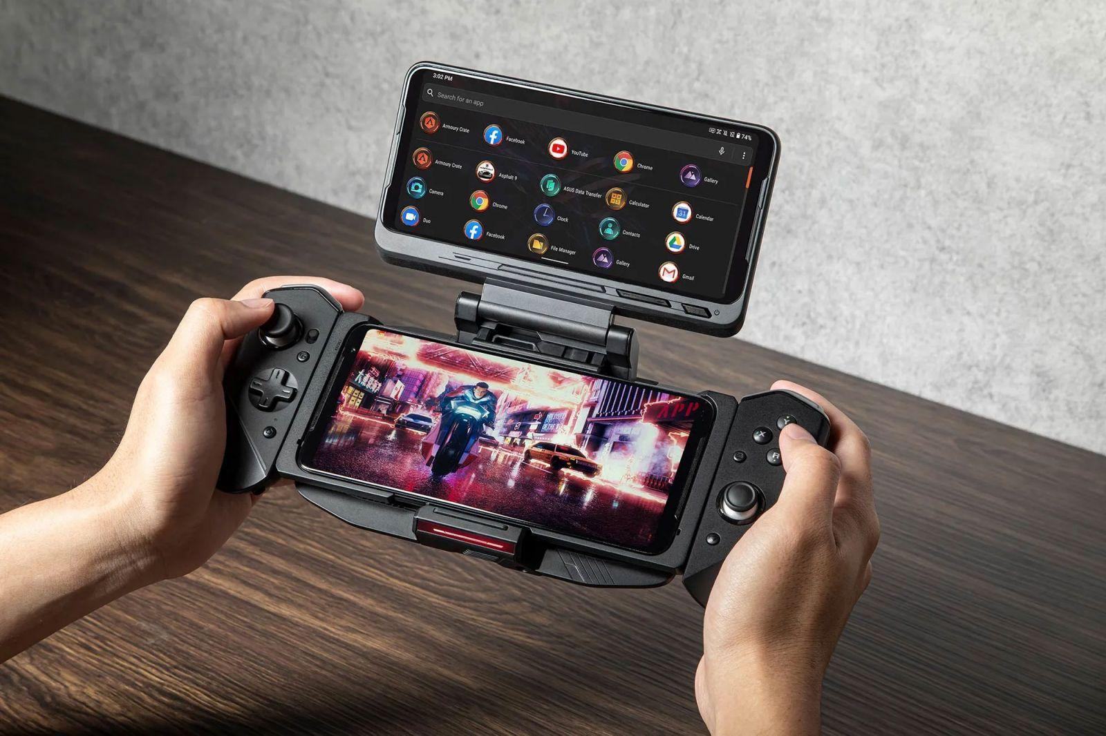 Asus представила игровой смартфон Asus ROG Phone 3 (11)