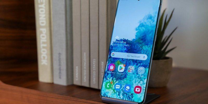 Samsung представила бюджетный смартфон Galaxy M31s (1588760470 samsung galaxy s20 plus front profile 1)