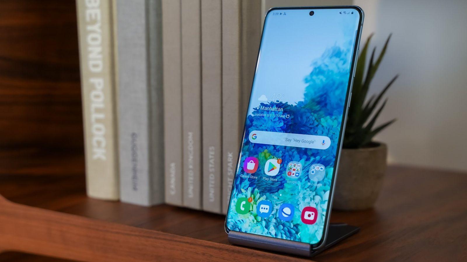 Samsung Galaxy S21 будет дешевле Galaxy S20 (1588760470 samsung galaxy s20 plus front profile 1)