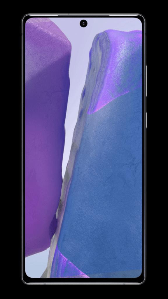 Дизайн Samsung Galaxy Note 20 полностью рассекречен (2)