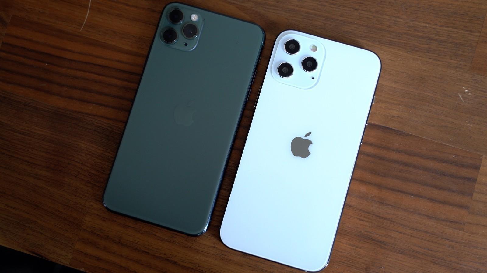 Новые рендеры раскрывают дизайн линейки iPhone 12 (3)