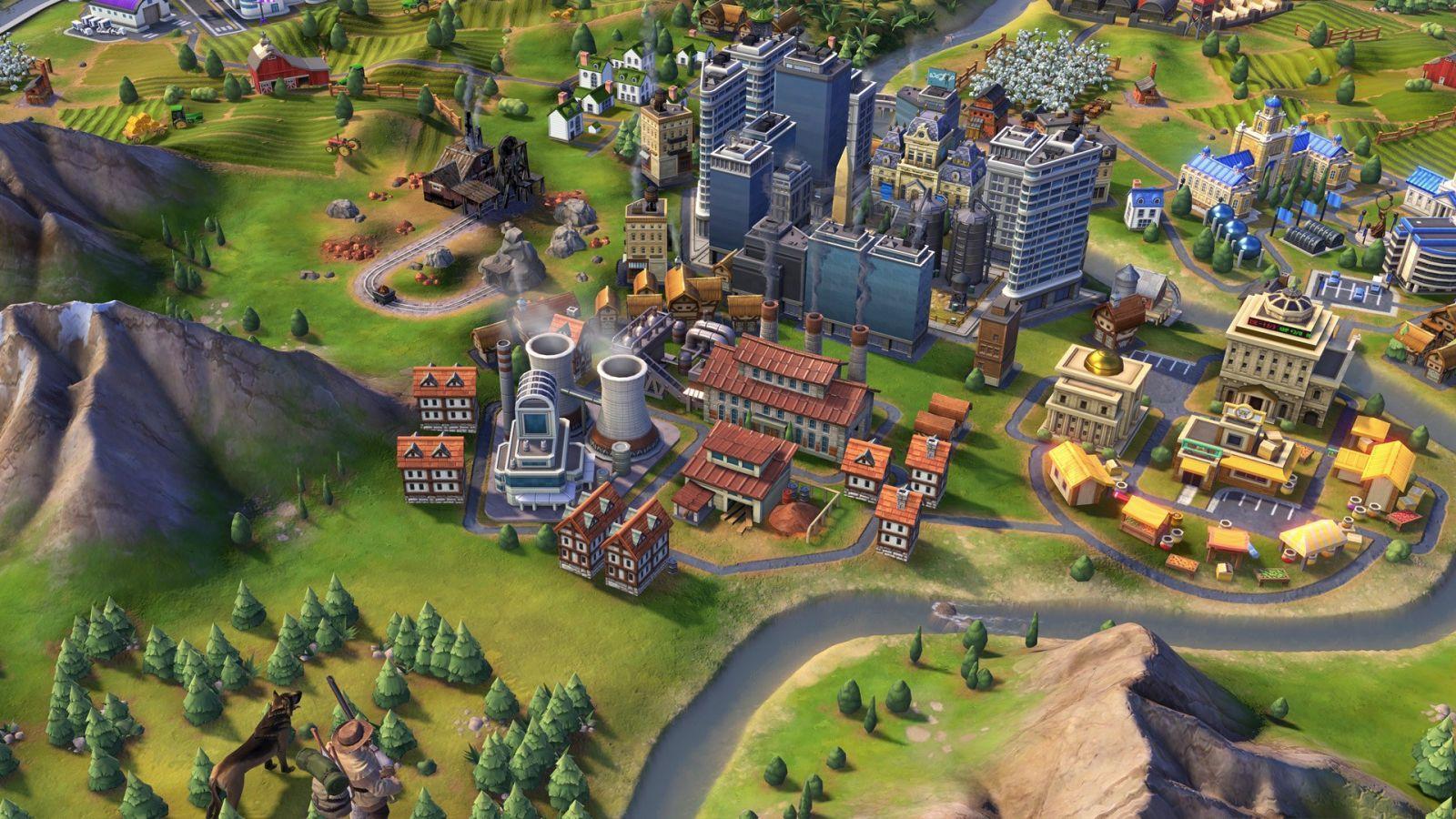 CIVILIZATION 6 стала временно бесплатной в Steam (33763816)