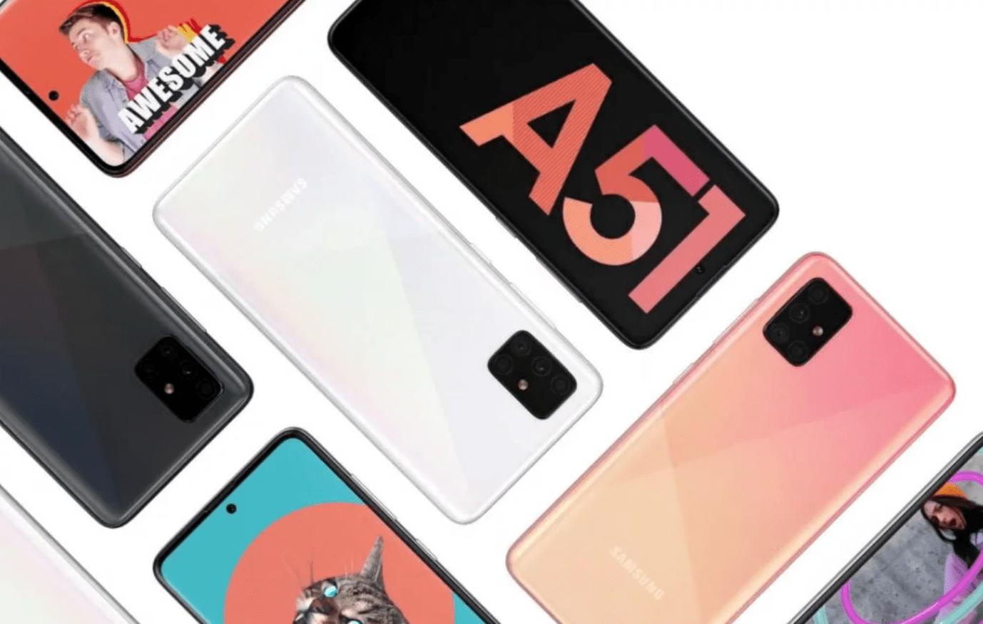 Samsung Galaxy A51 и Galaxy A71 получат функции флагмана Galaxy S20 (5e12c501e6ee9)