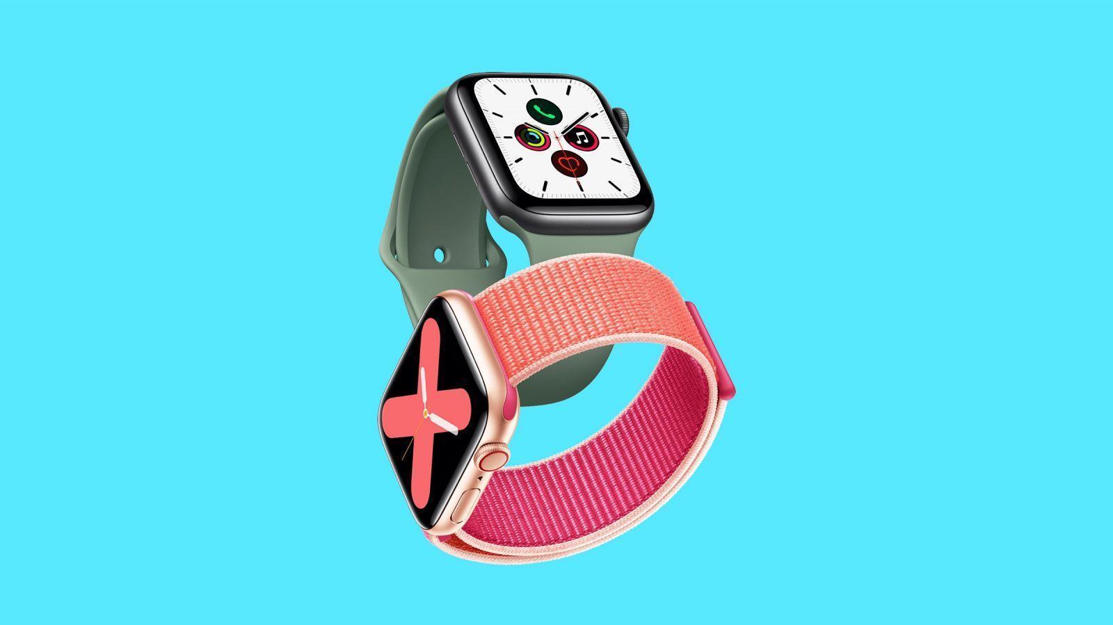 Apple Watch Series 6 будет поддерживать мониторинг уровня кислорода в крови и отслеживание сна (apple watch ta)