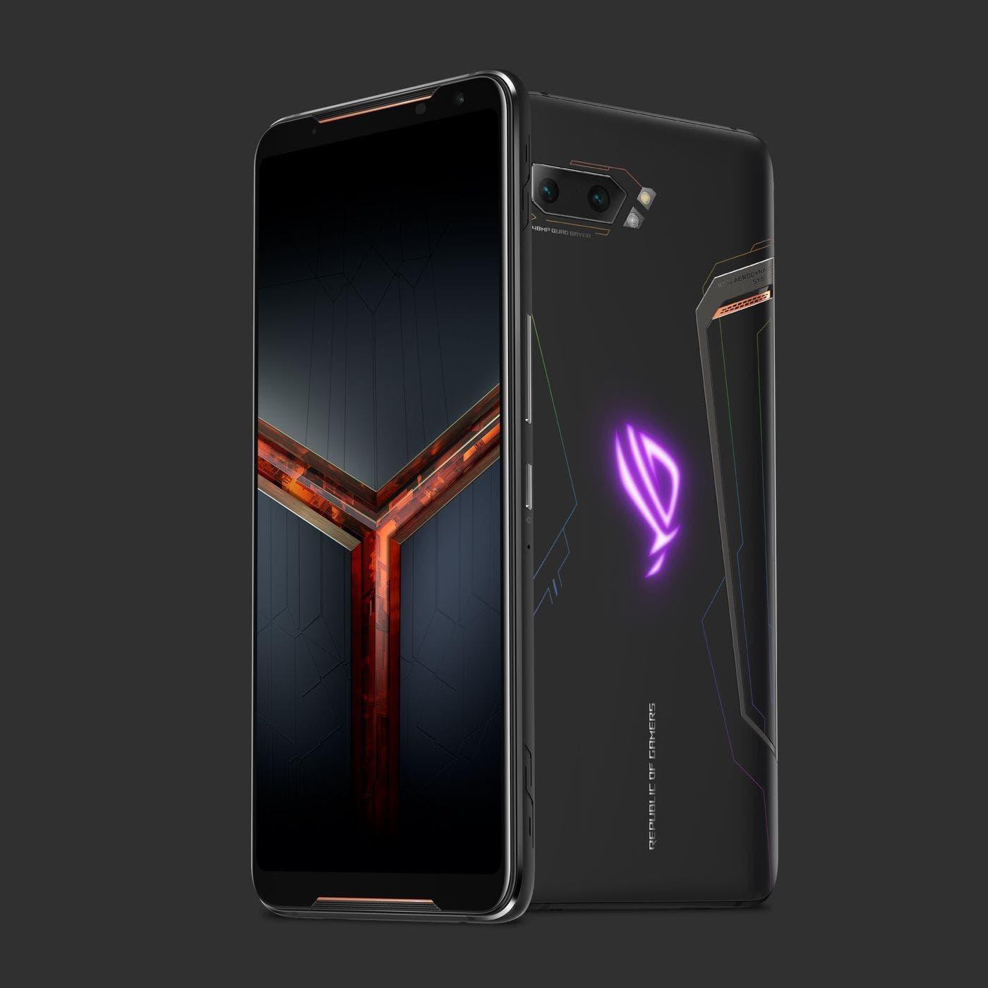 В сеть опубликовали фотографию телефона ASUS ROG Phone 3 (asus 1)