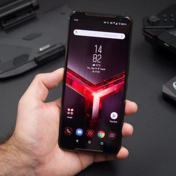 Всё что мы знаем об игровом смартфоне Asus ROG Phone 3 (asus rog phone 2)