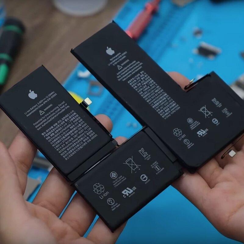 Три новых аккумулятора Apple прошли тестирование на безопасность ()