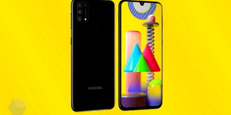 Samsung Galaxy M31s с аккумулятором на 6000 мАч выйдет 30 июля (cdzial3sbotd)