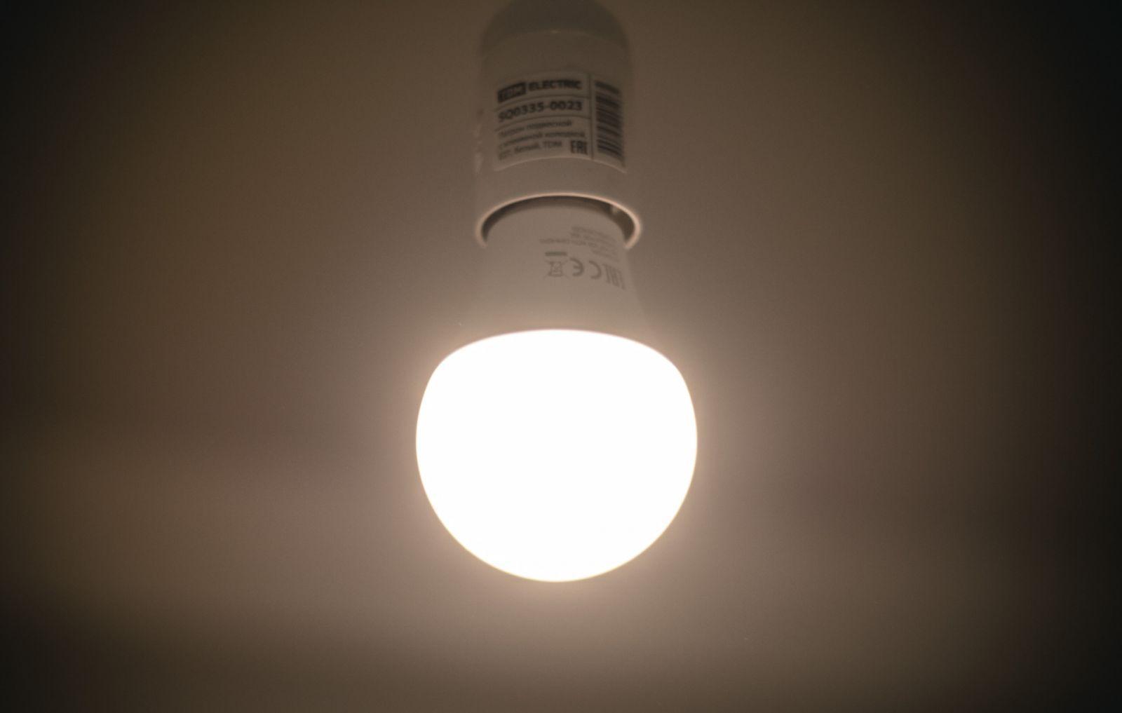 Умный свет. Обзор лампочек ELARI (dsc 8539)