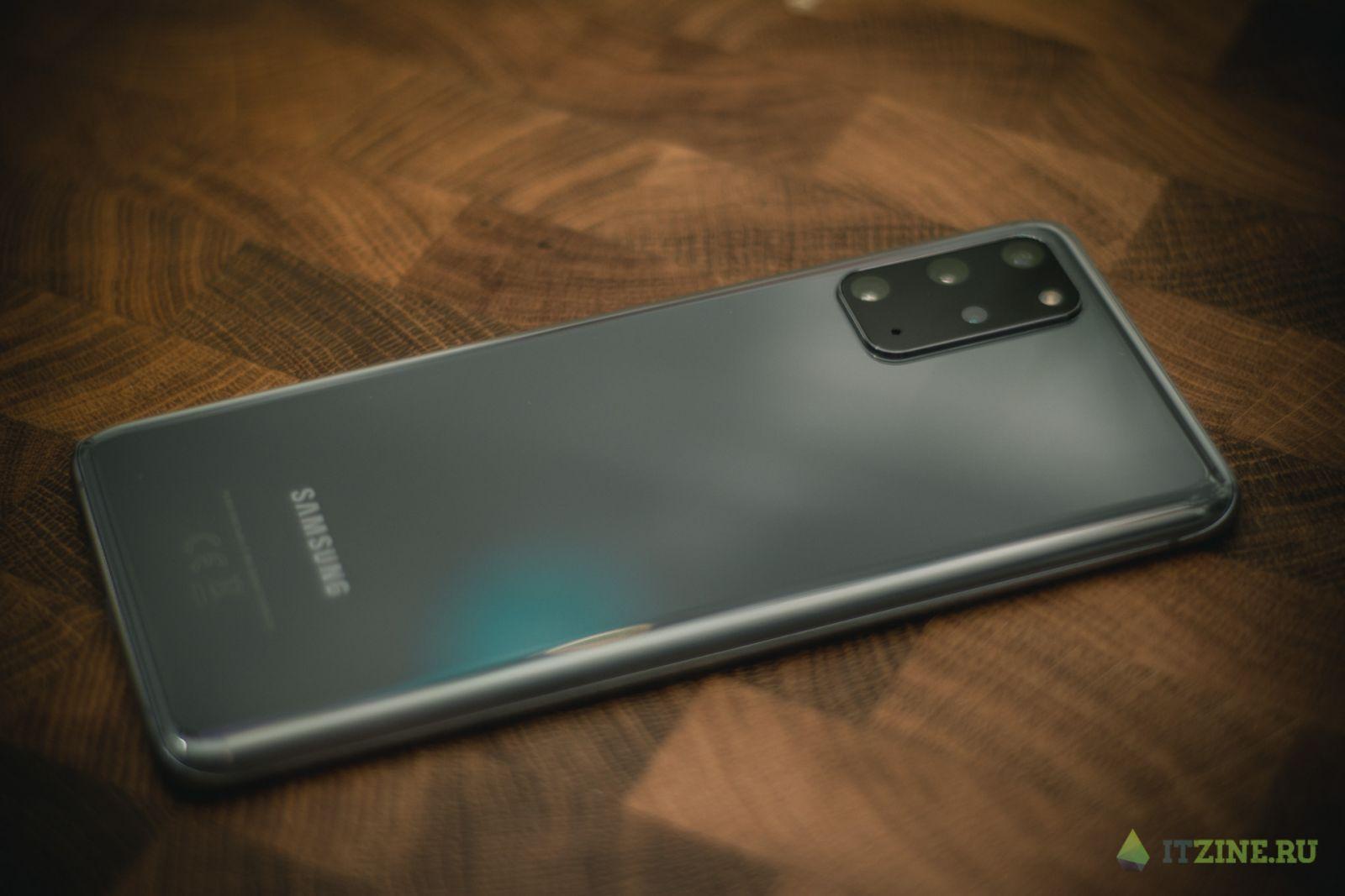 Премиум без изъянов. Обзор смартфона Samsung Galaxy S20+ (dsc 8632)