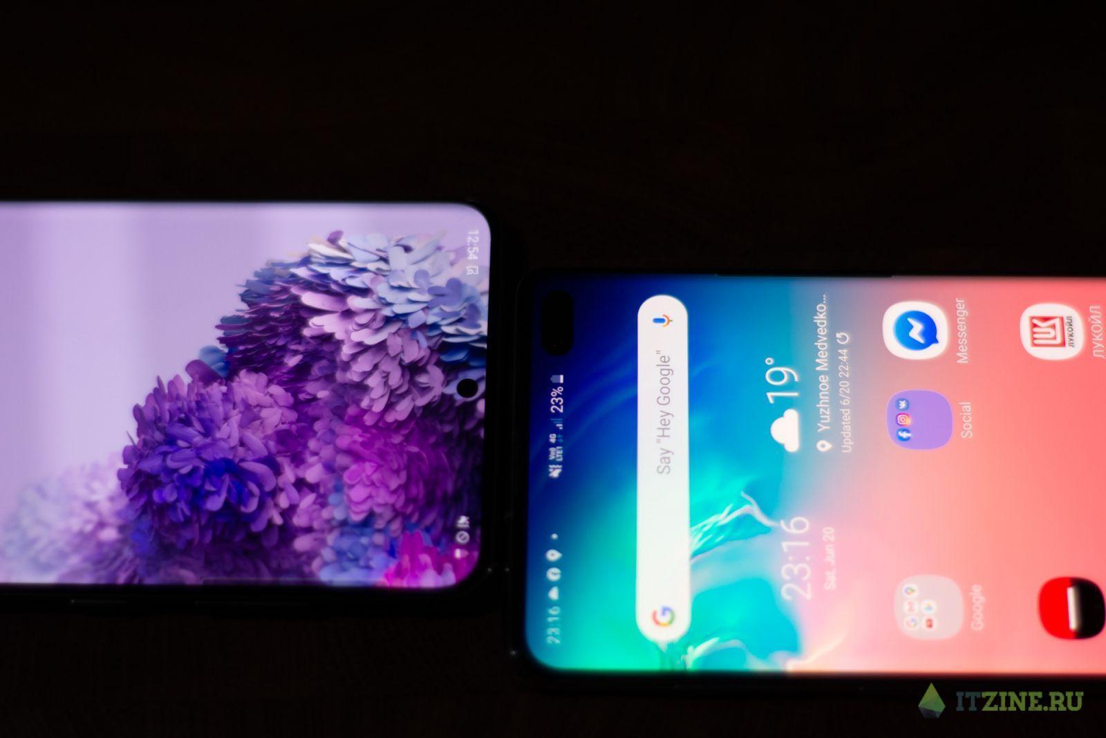 Премиум без изъянов. Обзор смартфона Samsung Galaxy S20+ (dsc 8709)