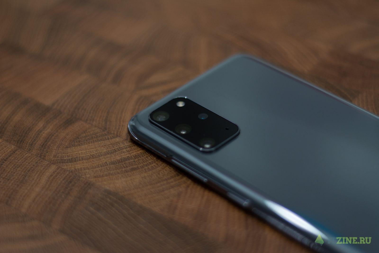 Премиум без изъянов. Обзор смартфона Samsung Galaxy S20+ (dsc 8720)