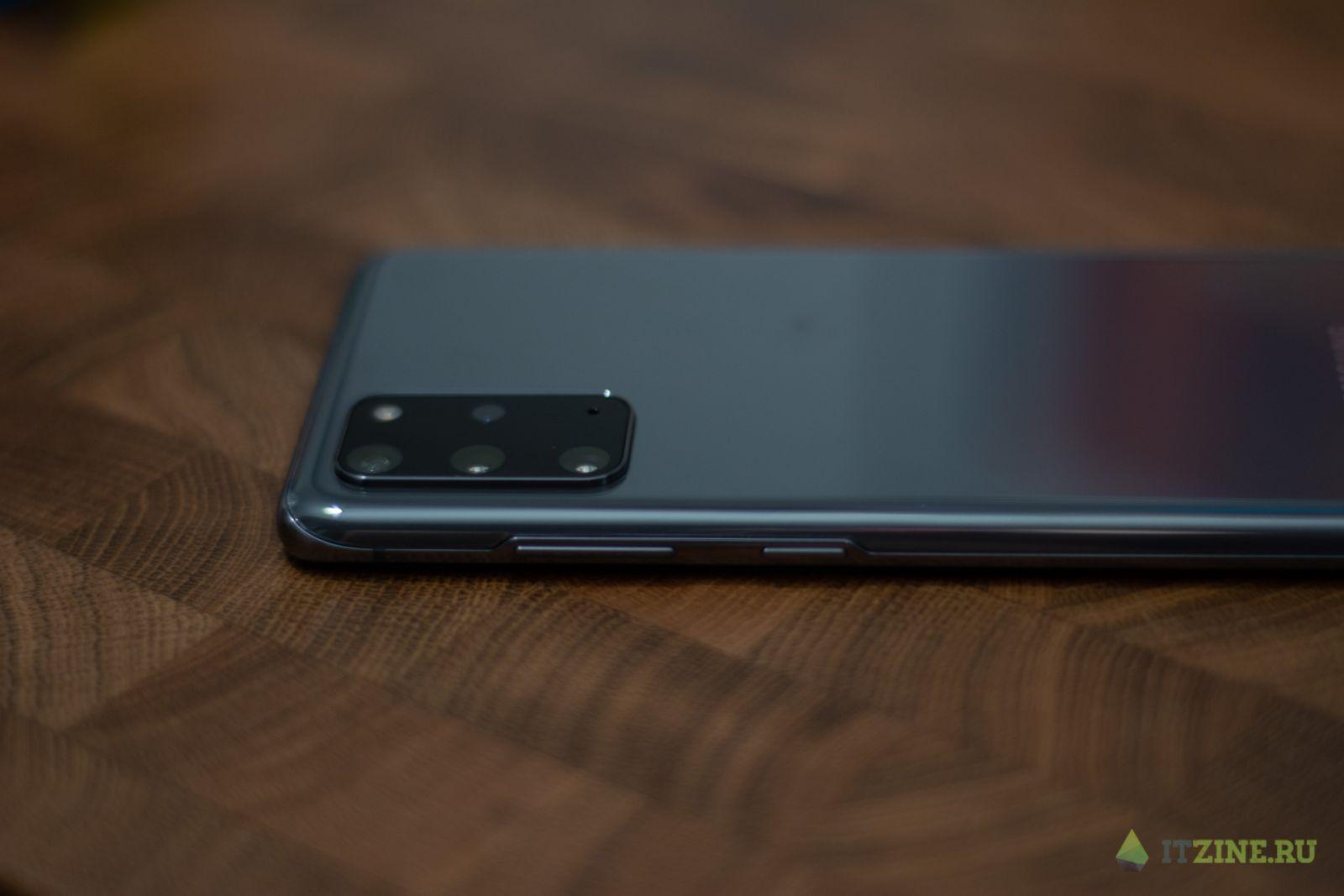 Премиум без изъянов. Обзор смартфона Samsung Galaxy S20+ (dsc 8721)