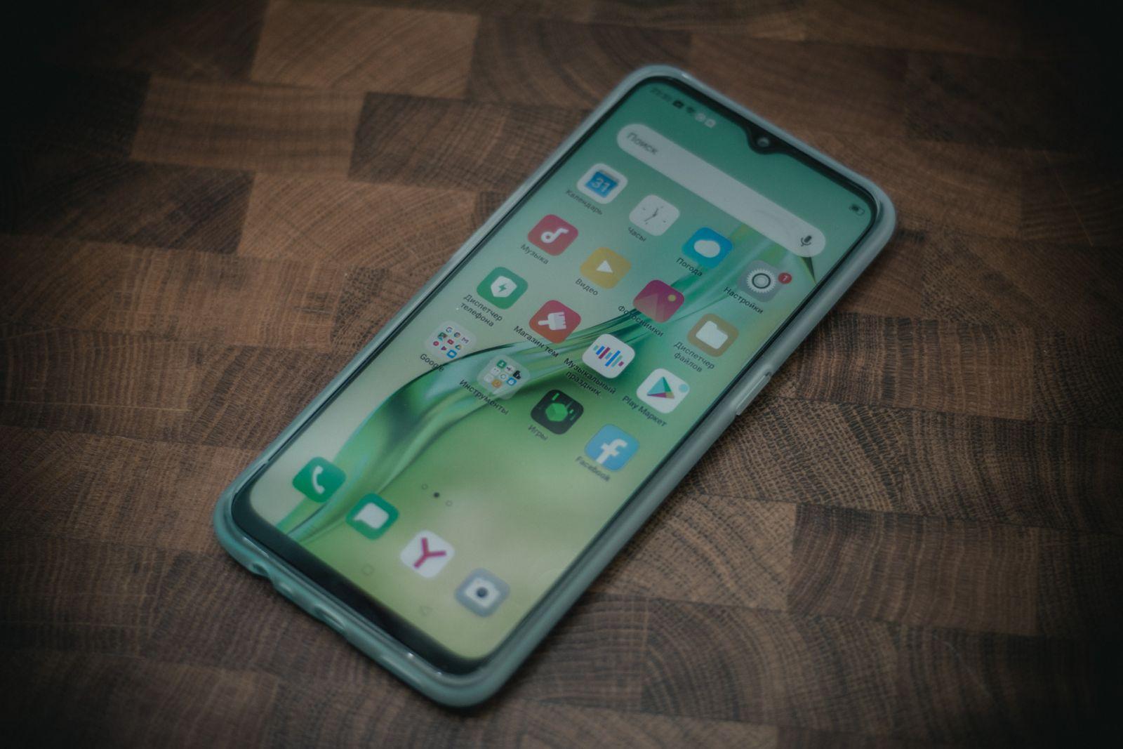 Обзор смартфона OPPO A31: бюджетный красавец (dsc 8769)