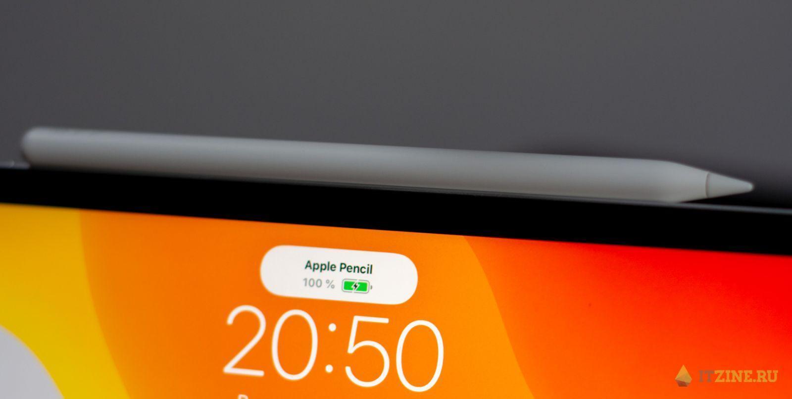 Дизайнерский рай. Обзор Apple iPad Pro 2020 + Apple Pencil + Magic Keyboard (dsc 8838)