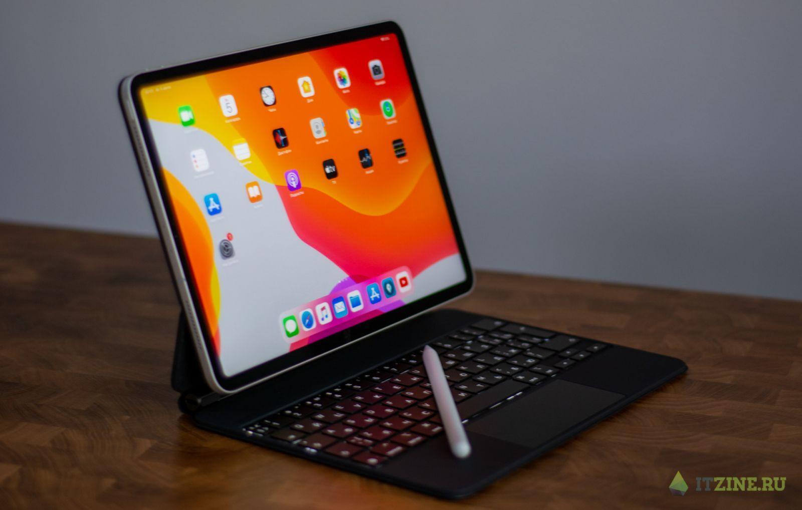 Дизайнерский рай. Обзор Apple iPad Pro 2020 + Apple Pencil + Magic Keyboard (dsc 8855)
