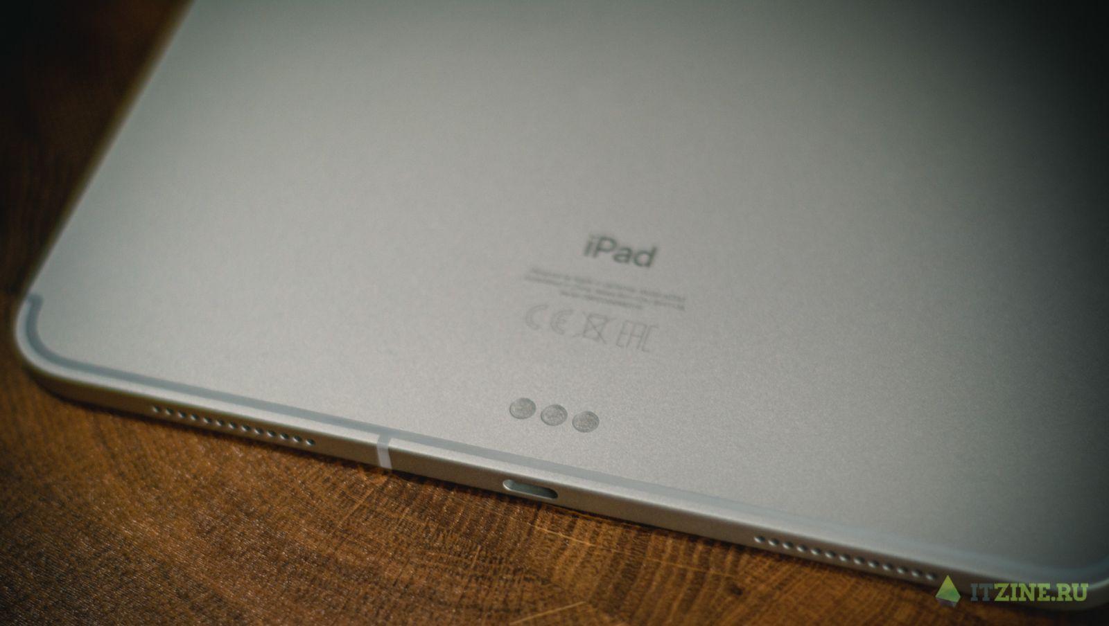 Дизайнерский рай. Обзор Apple iPad Pro 2020   Apple Pencil   Magic Keyboard (dsc 8905)