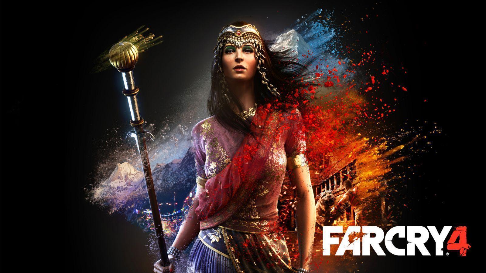 В Steam началась распродажа серии игр Far Cry (e1bzqu 1)
