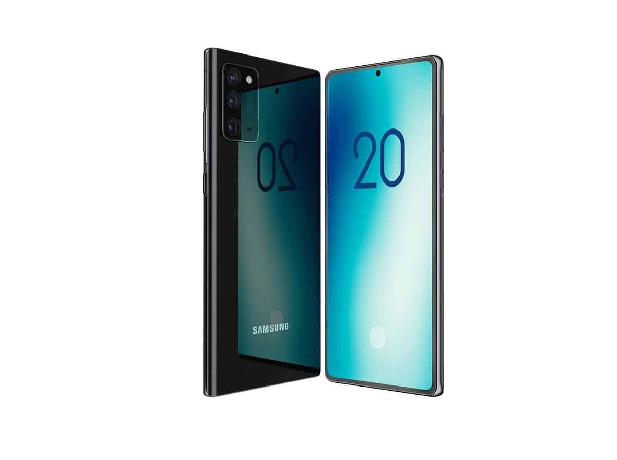 В сеть опубликовали фотографии смартфона Samsung Galaxy Note 20 (ec2qrodvcaua1cj 1 1)