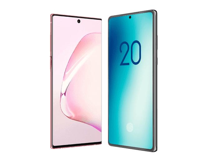В сеть опубликовали фотографии смартфона Samsung Galaxy Note 20 (ec2z1 evcaakbmb 1)