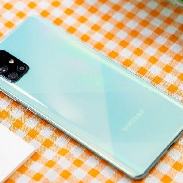 Samsung Galaxy A51 и Galaxy A71 получат функции флагмана Galaxy S20 (galaxy a71 1 1280x720 1)