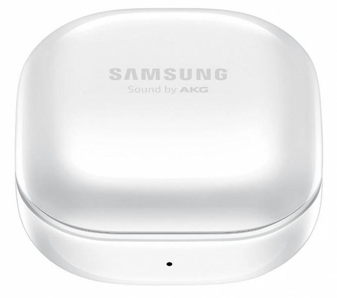 Наушники-бобы от Samsung полностью рассекречены (galaxy buds live leak 4)
