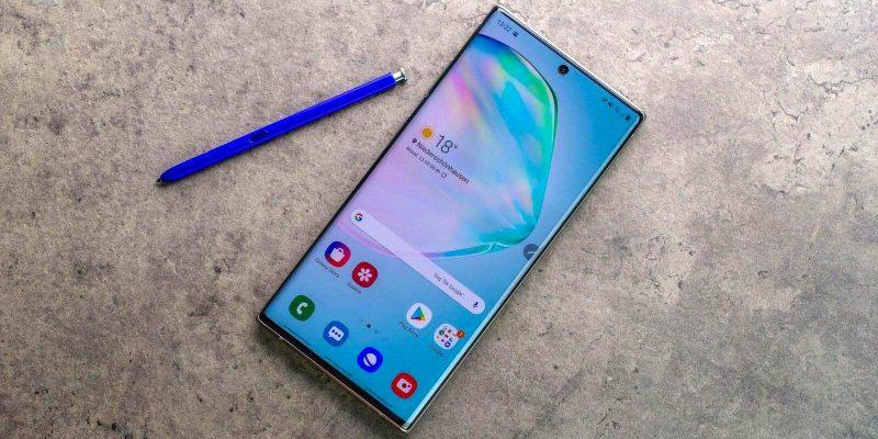 Samsung Galaxy Note20 в белом цвете впервые появляется на рендерах (galaxy note 20 ultra 1)