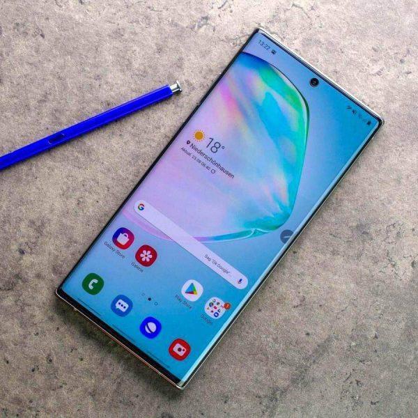 Флагман Samsung Galaxy Note20 полностью рассекречен (galaxy note 20 ultra)