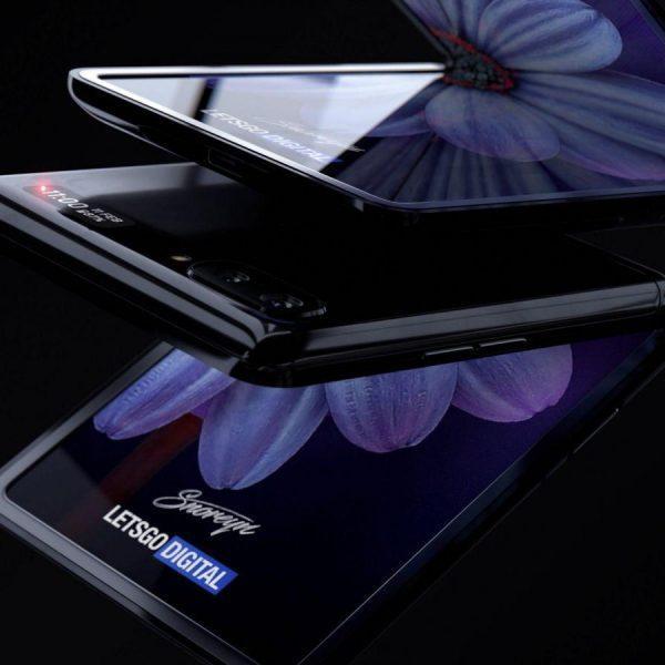 В сеть утекло рекламное видео смартфона Samsung Galaxy Z Flip 5G (gnuschiysya smartfon 3840x2160 gnuschiysya smartfon 22497 scaled 1)
