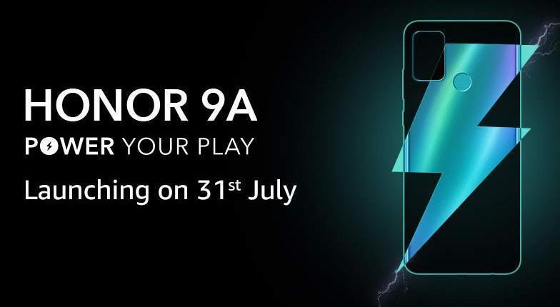 Honor представит смартфон Honor 9A с чипсетом Helio P22 31 июля (honor 9a india launch date)